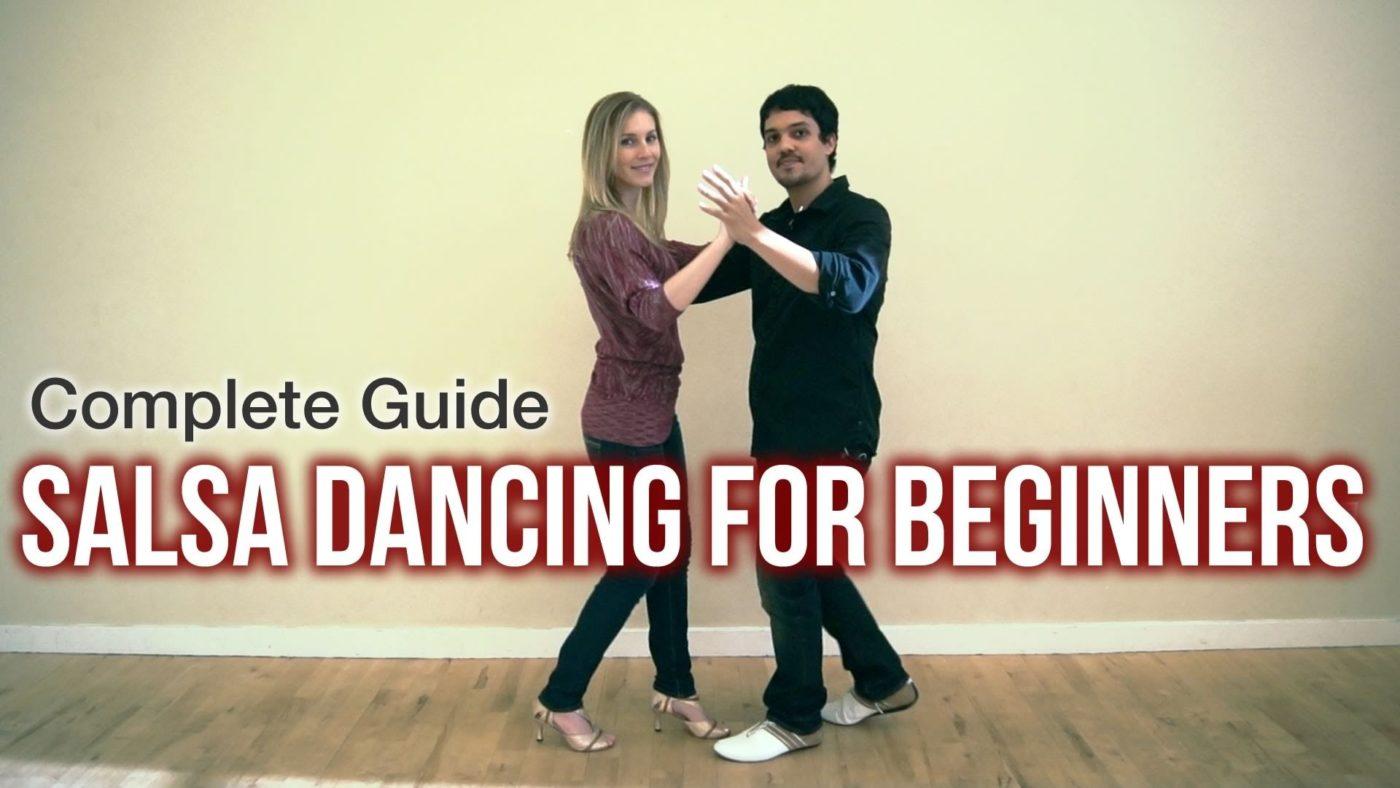 Salsa On La Style on Basic Dance Steps For Beginners