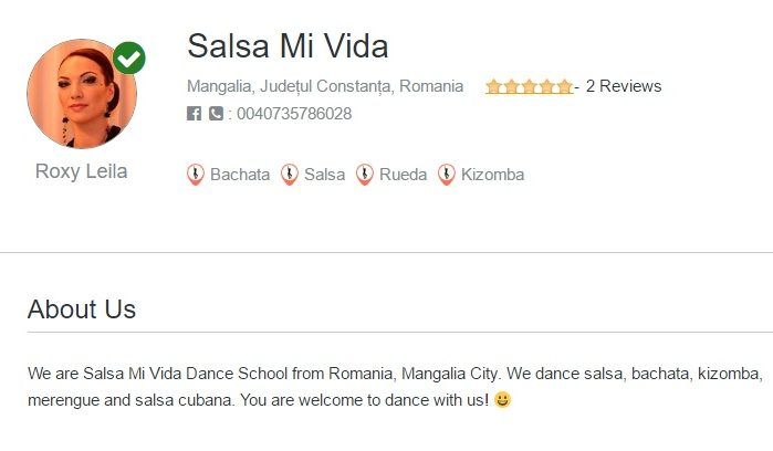 Find the right Dance Teacher for You