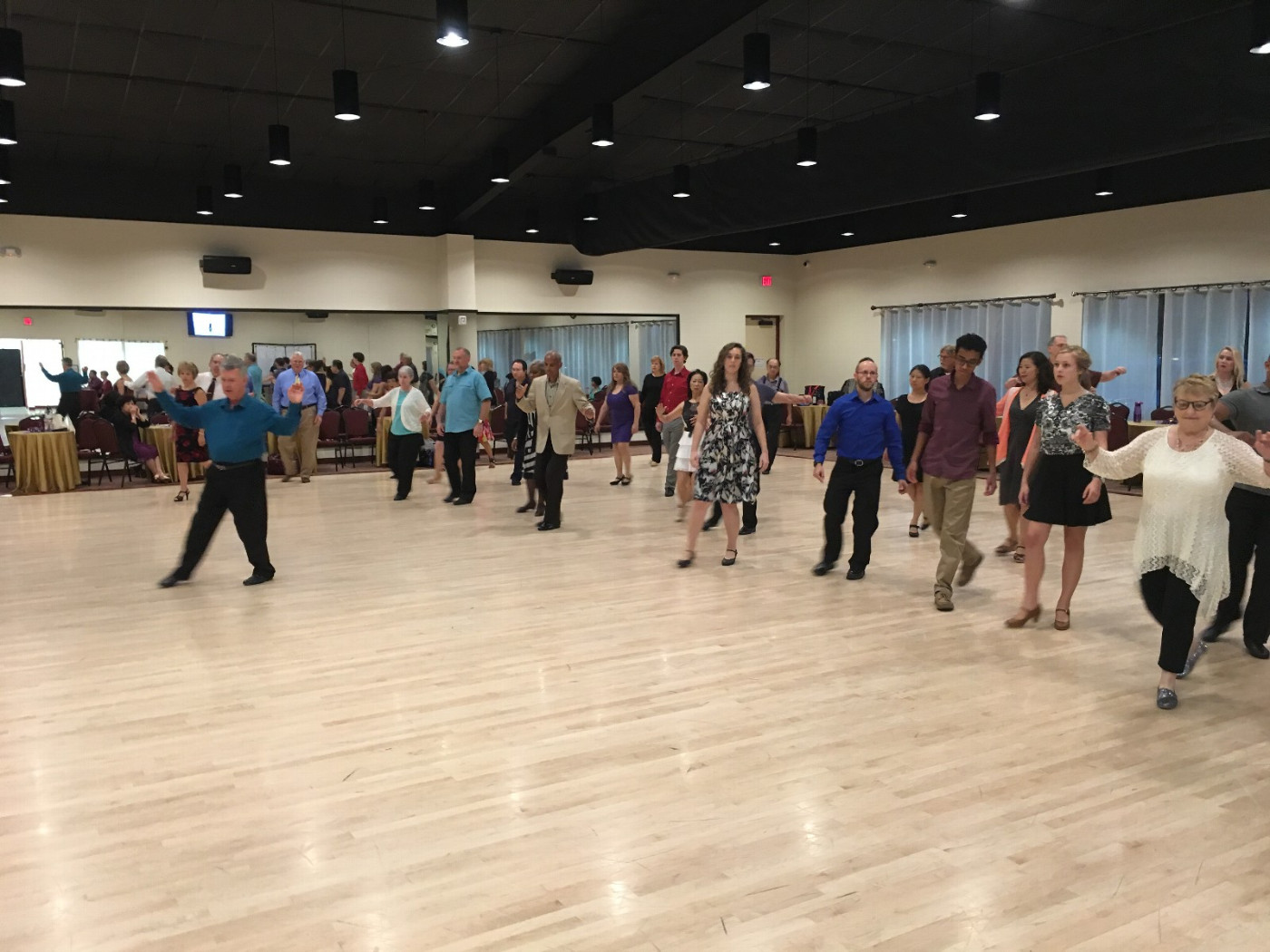 Special needs adults dance styles